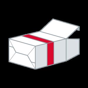 Schachteln mit Automatikboden