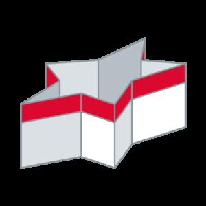 Schachteln in Sonderform